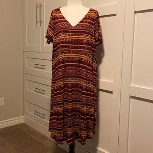 Michel Studio - Funky Print Dress